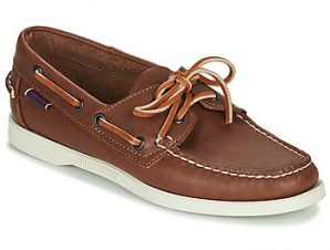 Boat shoes Sebago DOCKSIDES PORTLAND CRAZY H W