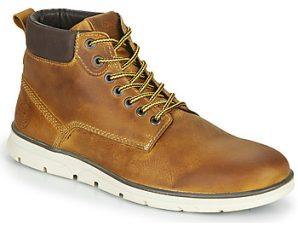 Μπότες Jack Jones JFW TUBAR LEATHER ΣΤΕΛΕΧΟΣ: Δέρμα & ΕΠΕΝΔΥΣΗ: Ύφασμα & ΕΣ. ΣΟΛΑ: Ύφασμα & ΕΞ. ΣΟΛΑ: Συνθετικό