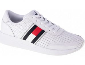 Xαμηλά Sneakers Tommy Hilfiger Flexi Perf Leather Runner