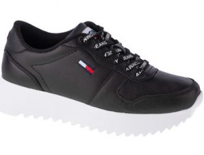 Xαμηλά Sneakers Tommy Hilfiger High Cleated Leather