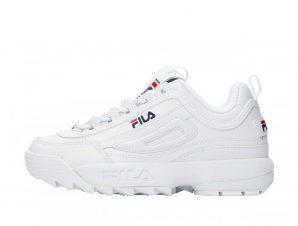 FILA DISRUPTOR S LOW 5FM00002 125 Λευκό shoes & style